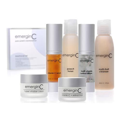 EmerginC Skin Solution Trial Kit