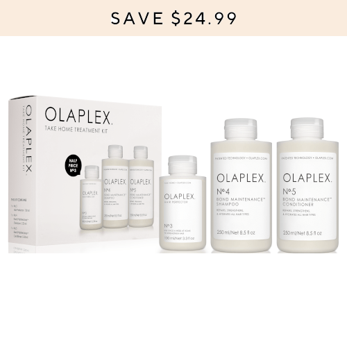 Olaplex Take Home Treatment Kit by Olaplex