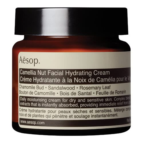 Aesop Camellia Nut Facial Hydrating Cream 60ml - 60ml by Aesop