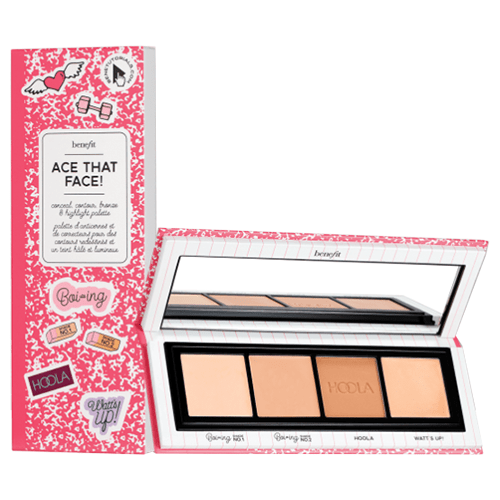 Benefit Ace That Face Concealer Pallette