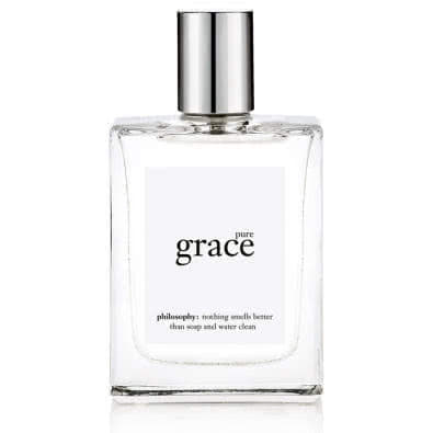 philosophy pure grace eau de toilette by philosophy