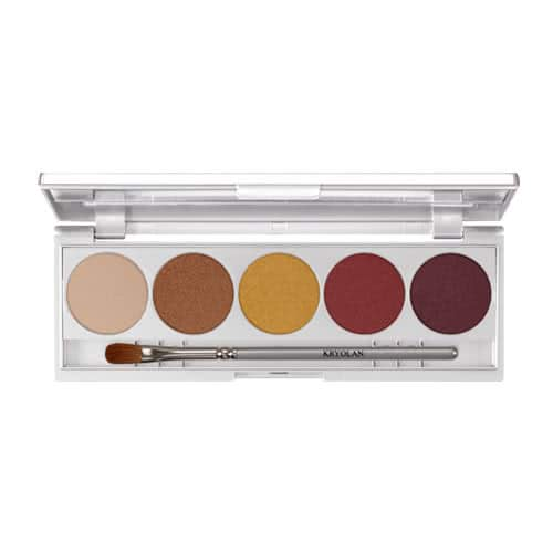 Kryolan Shades Palette - Mexico by Kryolan Professional Makeup
