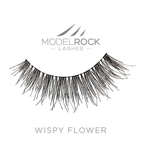 MODELROCK Signature Lashes - Wispy Flower