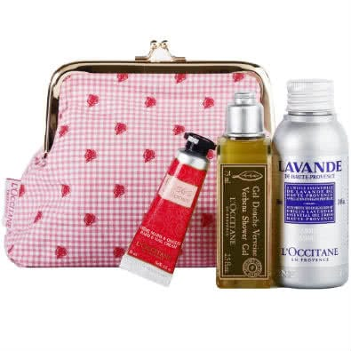Adore Beauty Member Reward: L'Occitane Flower Market Gift - conditions apply