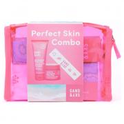 Sand&Sky Australian Pink Clay Perfect Skin Combo