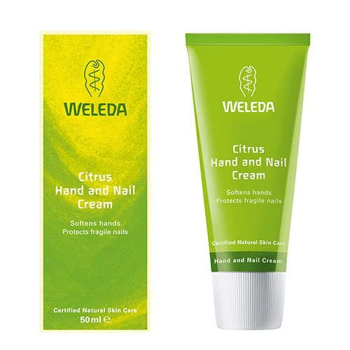 Weleda Citrus Hand and Nail Cream by Weleda