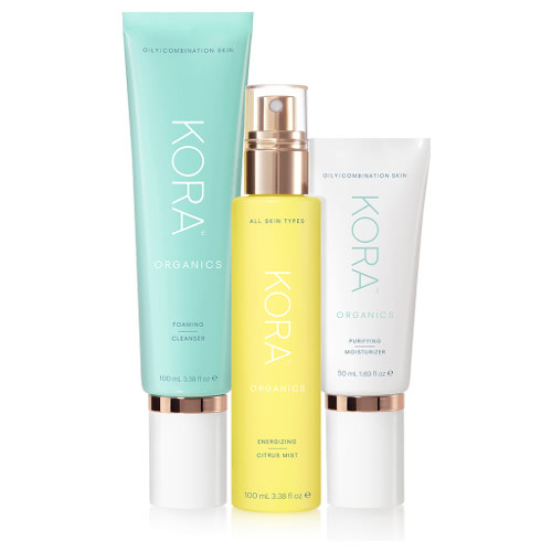 KORA Organics - 3 Step System Combination/Oily Kit by KORA Organics by Miranda Kerr