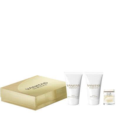Versace Vanitas Gift Set