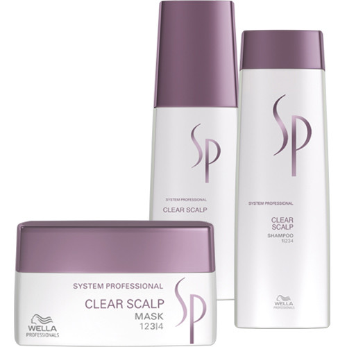 Wella SP Clear Scalp Collection by Wella System Professional