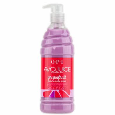 OPI Avojuice Lotion 600ml - Grapefruit Juicie - Grapefruit Juicie by OPI