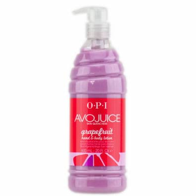 OPI Avojuice Lotion 600ml - Grapefruit Juicie - Grapefruit Juicie by OPI color Grapefruit Juicie