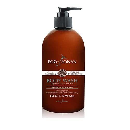 Eco Tan Organic Body Wash