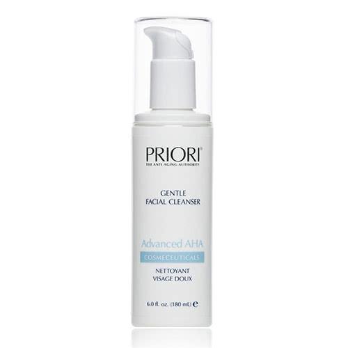 PRIORI Advanced AHA Gentle Facial Cleanser by PRIORI