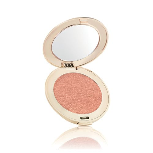 Jane Iredale Pure Pressed Blush - Whisper (with 24K Gold) by jane iredale color Whisper (with 24K Gold)