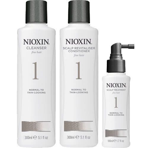 Nioxin System 1 Collection by Nioxin