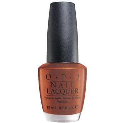 OPI Nail Lacquer - Australia Collection, Brisbane Bronze (Shimmer) by OPI color Brisbane Bronze (Shimmer)