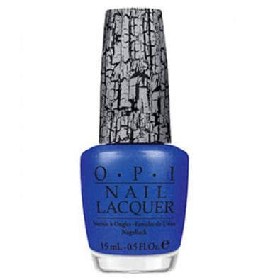 OPI Shatter-Blue Shatter