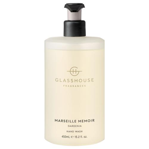 Glasshouse MARSEILLE MEMOIR Hand Wash 450ml