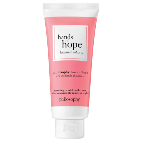 philosophy hands of hope hawaiian hibiscus hand cream 30ml by philosophy