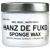 Hanz De Fuko Sponge Wax (Medium Hold)