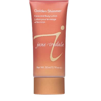 Jane Iredale Golden Shimmer - Face & Body Lotion by jane iredale