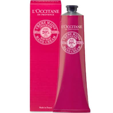 L'Occitane Shea Butter Rose Heart Hand Cream – Limited Edition by L'Occitane