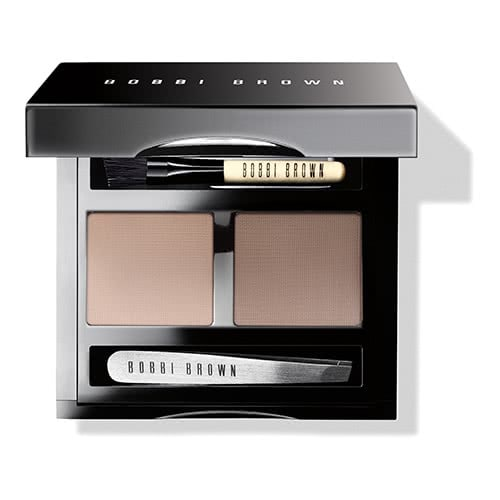 Bobbi Brown Light Brow Kit by Bobbi Brown color Cement Eye Shadow, Birch Eye Shadow