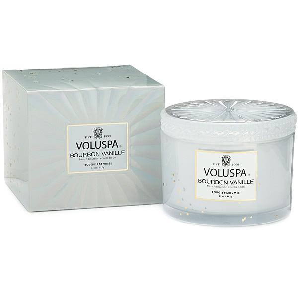 Voluspa Bourbon Vanille Corta Candle