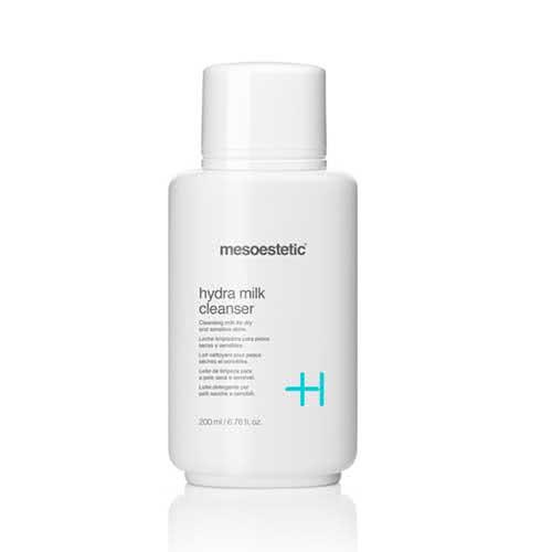 mesoestetic hydra milk cleanser