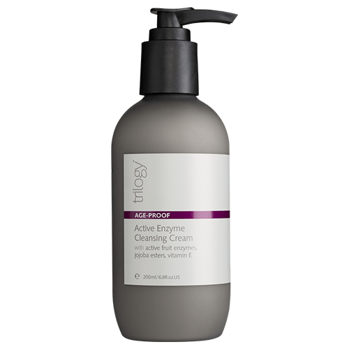 Trilogy Age Proof Active Enzyme Cleansing Cream by Trilogy