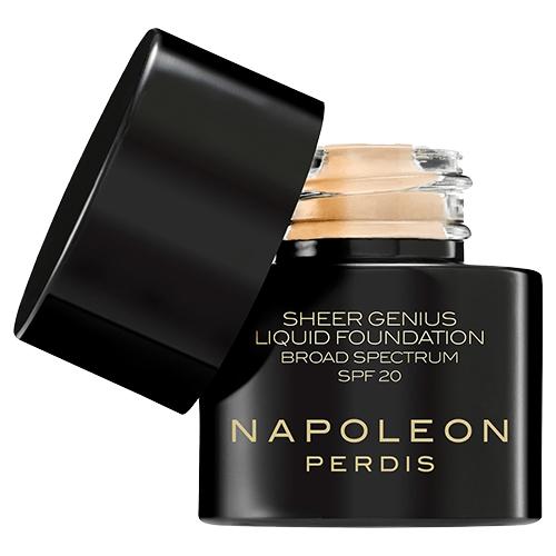 Napoleon Perdis Sheer Genius Liquid Foundation