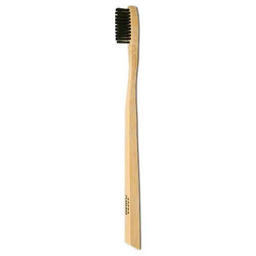 PearlBar Bamboo + Charcoal Toothbrush - Child Medium