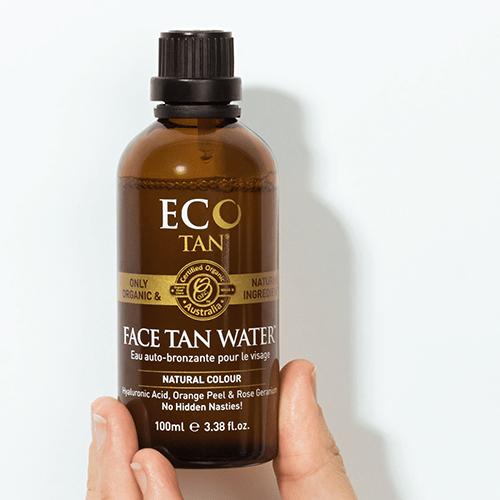 e9b396b1f01e Eco Tan Organic Face Tan Water + Free Post