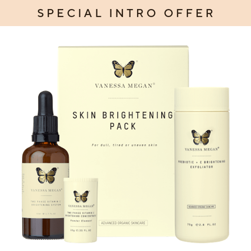 Vanessa Megan Brightening Skin Pack