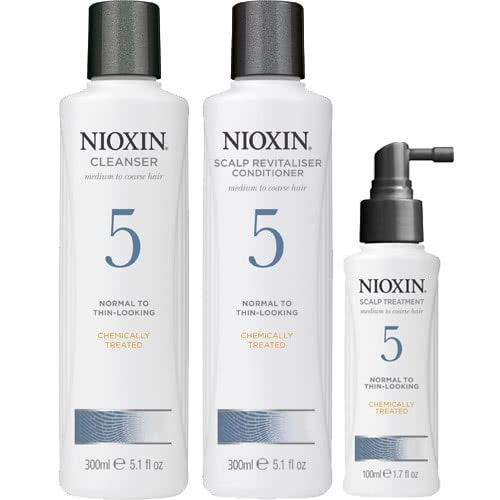Nioxin System 5 Collection by Nioxin