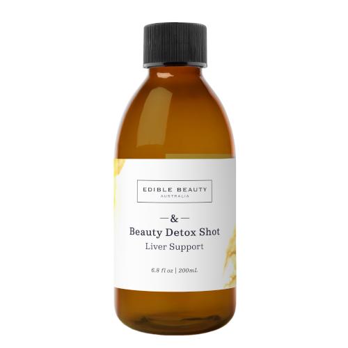 Edible Beauty Detox Shot