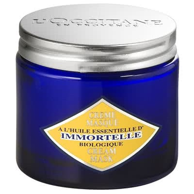 L'Occitane Immortelle Mask Cream 125 Ml by L'Occitane
