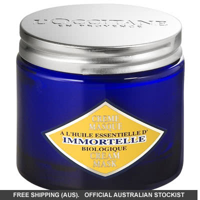 L'Occitane Immortelle Mask Cream 125 Ml by loccitane