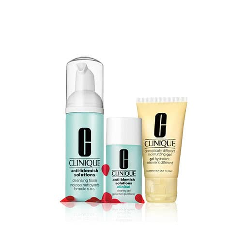 Clinique Anti-Blemish Solutions Clinical Clearing Kit by Clinique