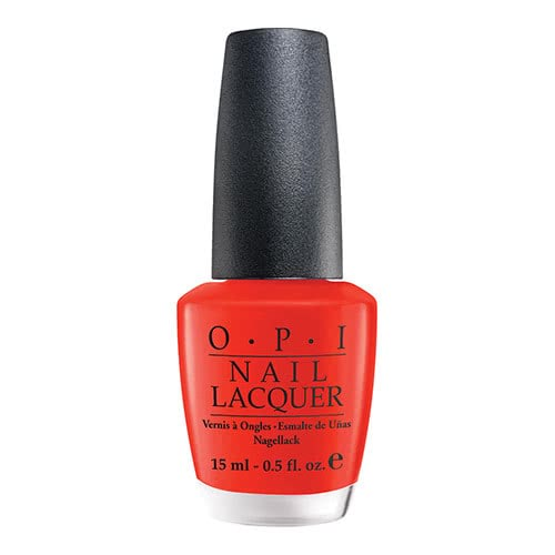 OPI Nail Lacquer - Australia Collection, Tasmanian Devil Made Me Do It by OPI