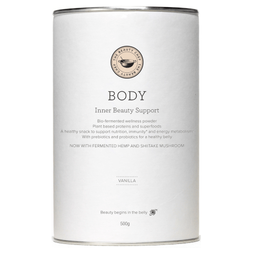 The Beauty Chef Body Inner Beauty Powder With Hemp - Vanilla by The Beauty Chef