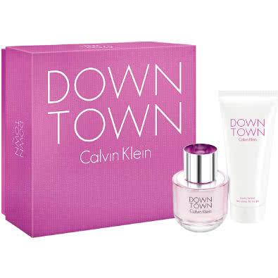 Calvin Klein DOWNTOWN Gift Set 50ml
