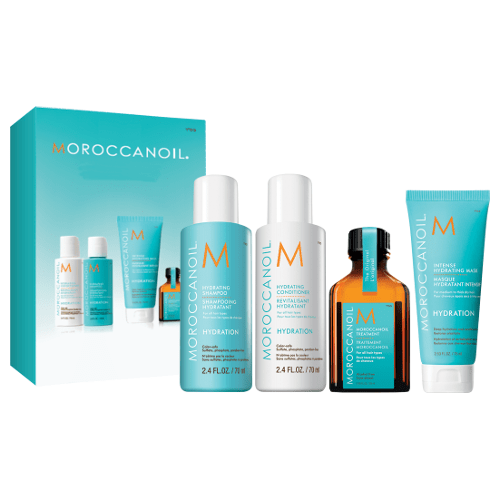 MOROCCANOIL Hydrating Mini Kit by MOROCCANOIL