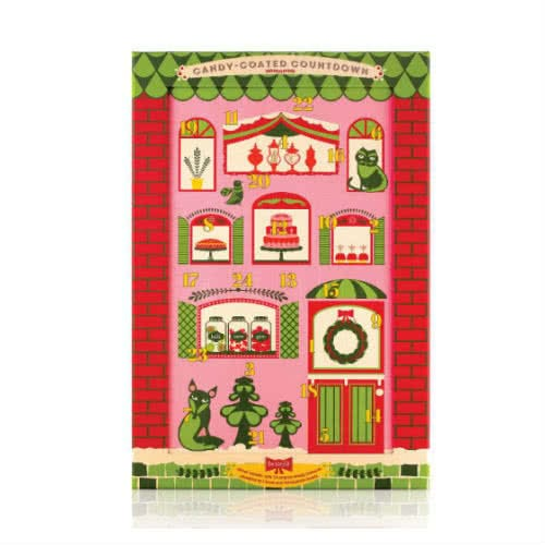 Benefit Holiday Advent Calendar - Candy-Coated Countdown