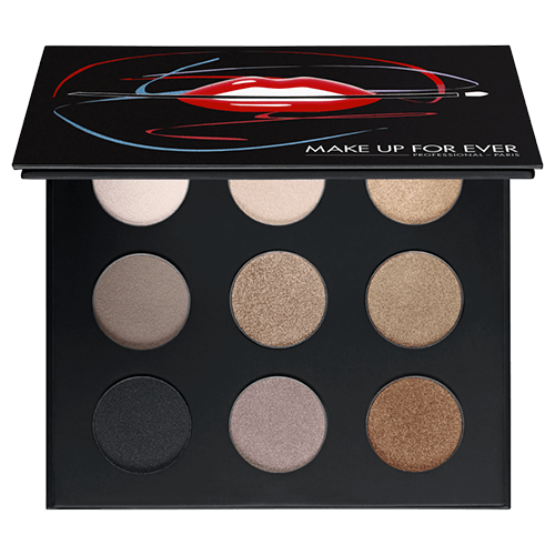 MAKE UP FOR EVER Artist Shadow Nude Palette 1  by MAKE UP FOR EVER