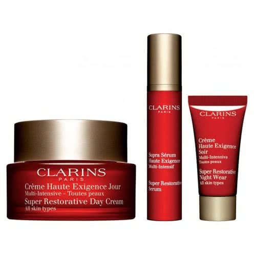 Clarins Super Restorative Day Essentials Trio by Clarins