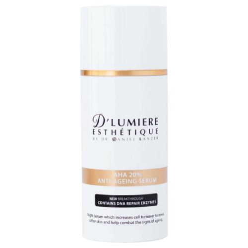 D'Lumiere Esthetique AHA 20% Anti Ageing Serum 100ml
