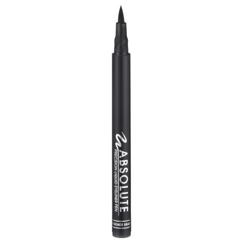 Designer Brands Liquid Eyeliner Pen – Absolute Black Pen by Designer Brands