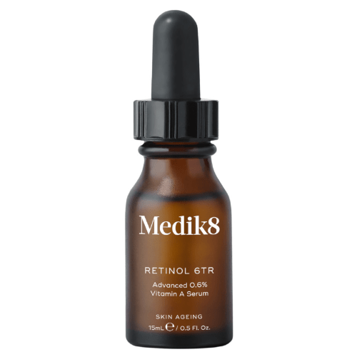 Medik8 Retinol 6TR+ Intense Supercharged 0.6% Vitamin A Serum 15ml