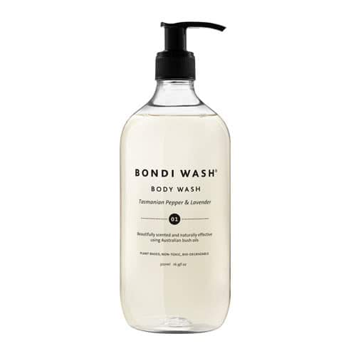 Bondi Wash Body Wash - Tasmanian Pepper & Lavender by Bondi Wash